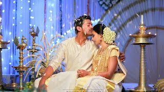 Kerala Hindu Wedding | Deepak & Anupa Wedding Glimpses | Bespoke Wedding Films