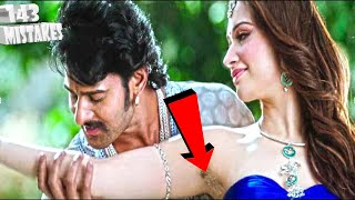 (143 Mistakes) In Baahubali - The Beginning | Plenty Mistakes In Baahubali Full Hindi Movie.