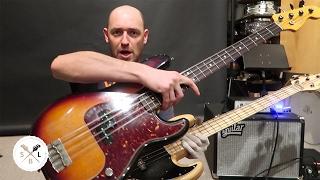 The Jazz bass vs Precision bass thing...?