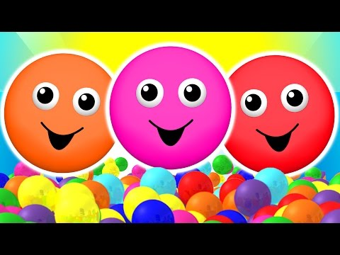 Color Songs Collection Vol. 2 Learn Colors Teach Colours Baby Toddler Preschool Nursery Rhymes