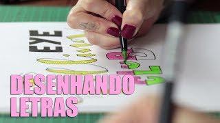 HAND LETTERING feat Aline Albino