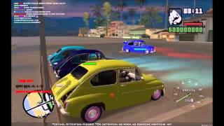 Exposicion de autos (Fiat 600) [Mta San Andreas]