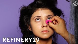 I Got Transformed Into Selena Gomez | Beauty Evolution | Refinery29