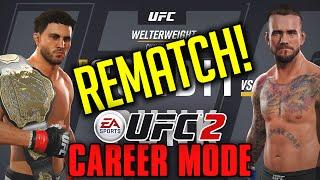 UFC 2 Career Mode - CM Punk - Ep. 17 -