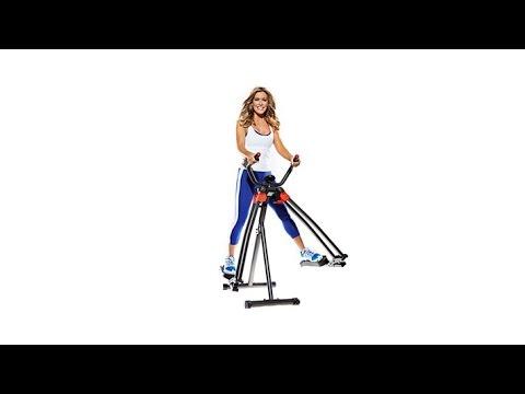 Brenda DyGraf SlimStrider 360 Exercise System w Workout