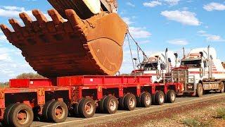 BIGGEST MONSTER MACHINES THAT WORK HARD