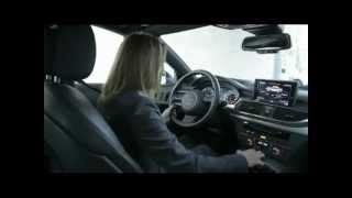 تكنولوجيا توقف المخّ ! سيارة اودي 2013