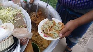 Belpuri Popular Street Food Of  Dhaka Bangladesh.Deshi Khabar.