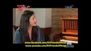 RESBAK NI REGINE (Kapuso Mo, Jessica Soho Jan. 6, 2013) Part 2