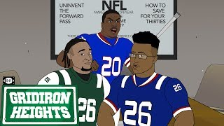 The RB Committee Tries to Get Paid Like WRs   Gridiron Heights S4E7