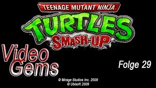 VIDEOGEMS Folge 29 - Teenage Mutant Ninja Turtles Smash Up (PlayStation 2)