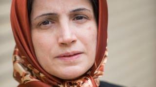 Iran human rights lawyer freed