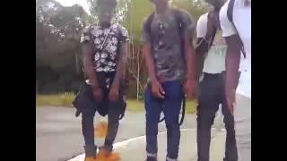 frizz frizz aladey modokodo ft siki boy , feele boy and loep boy (official video)