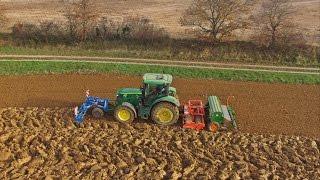 Semis de blé dur 2016