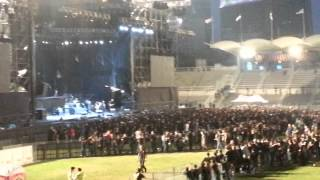 Cromok - Journey ( opening band Metallica live in Malaysia.)