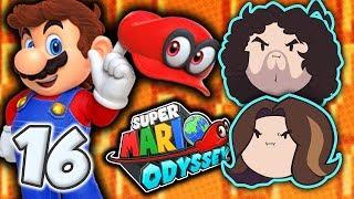 Super Mario Odyssey: Fashion Sense - PART 16 - Game Grumps