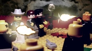 LEGO Zombie Stop Motion: Brick of The Dead (HD 1080p)