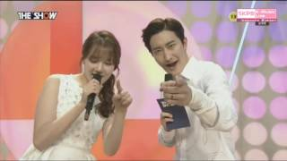 160510 더쇼 The Show MC Cut 4