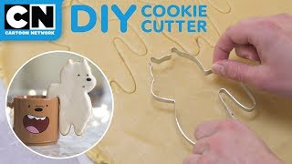 DIY We Bare Bears Cookie Cutter | LET