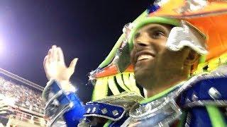 Carnival Rio de Janeiro - Behind the Scenes - Part 2