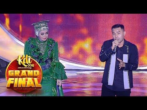 Pecah Abis! Penampilan Iyeth Bustami Ft Judika [CINTA KITA] - Grand Final KDI (210)