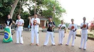 Grupo Capoeira Jacobina Arte Indonesia Team Mestre Pit Bull