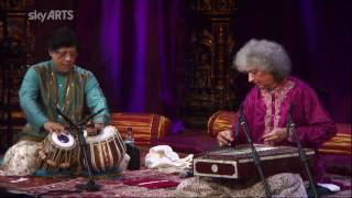 Pt Shiv Kumar Sharma &  Pt Anindo Chatterjee at Darbar Festival 2010