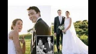 Jackie kennedy's granddaughter marries longtime boyfriend in intimate ceremony in Martha's Vineyard