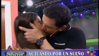 Lourdes Sanchez y Diego Ramos - Clases de besos - #LCDS 2012