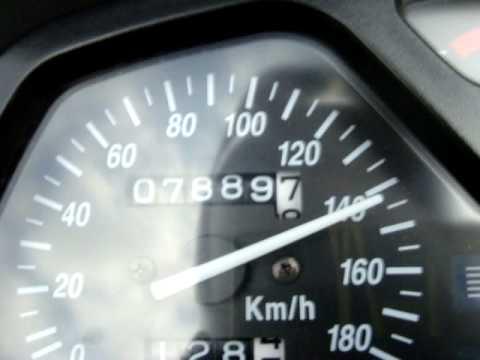 NX4 Falcon 160km h na Rod. Dom Pedro