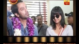 Iss Pyaar Ko Kya Naam Doon: Daljeet kaur, Barun Sobti reach Indonesia for the show