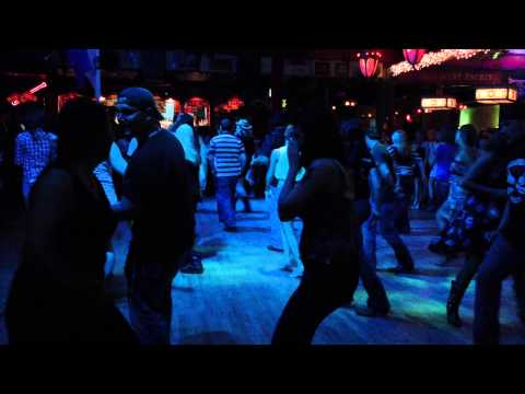 Lindsey and Shane Line Dance @ Saddle Up