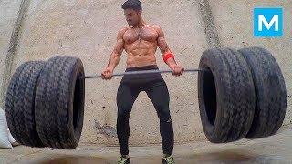 Next Level Boxing Training - Chuy Almada | Muscle Madness