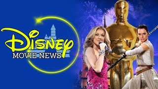 Celine Dion Sings for Beauty and the Beast, Star Wars 8 Title & More! - Disney Movie News 57