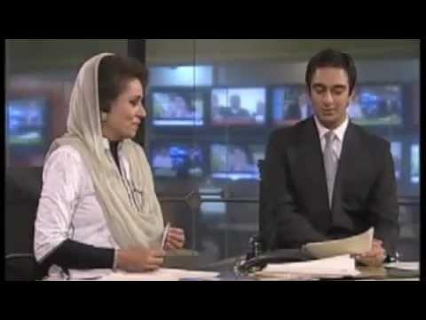 Bio of Shaista Zaid on the 46th Anniversary of PTV.mp4