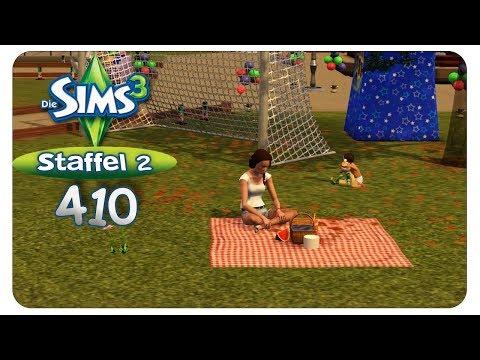 Geburtstagsfeier im Park #410 Die Sims 3 Staffel 2 [alle Addons] - Let's Play