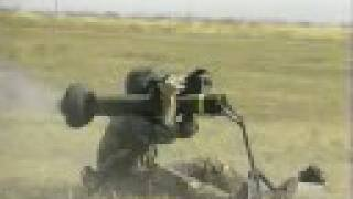 M47 Dragon Anti Tank Guided Missile