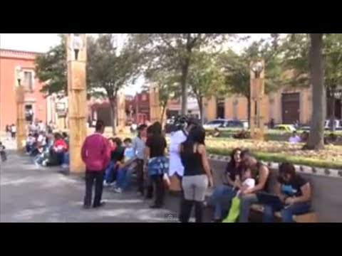 3D Nicest city to live in Mexico Queretaro Full HD 1080i Sony HDR TD30V