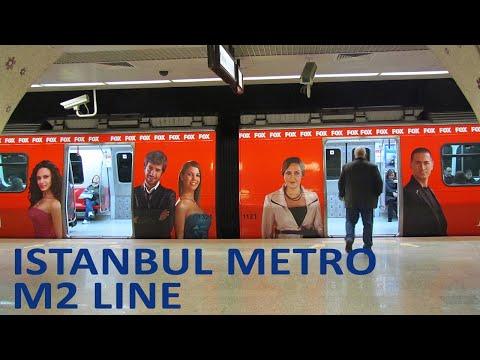 Istanbul Metro İstanbul Metrosu