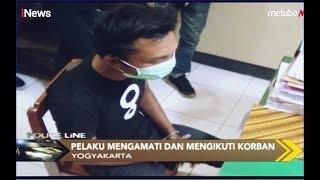 Remas Payudara Mahasiswi, Tukang Cilok Ngaku Tak Kuat Lihat Kemolekan Korban - Police Line 18/07