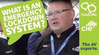 What are Lockdown Procedures for schools?