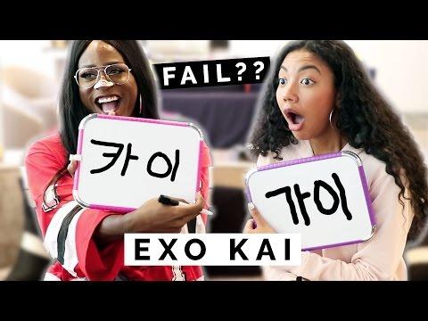 Xxx Mp4 Writing Kpop Idol Names In Korean W Miles Jai Asia The Asian Does Asian Things Ep 3 3gp Sex
