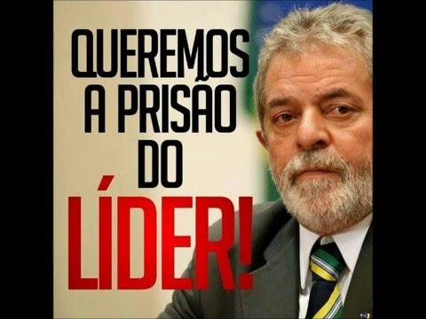 GRAMPOS LIBERADOS POR SÉRGIO MORO VERSÃO SEM CENSURA