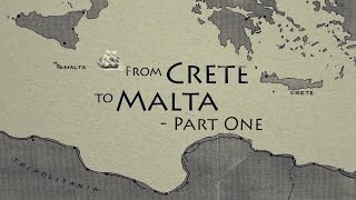 241 - From Crete to Malta - Part 1 - Walter Veith