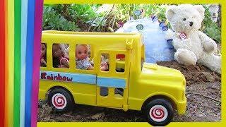 Wheels On The Bus | Nursery Rhyme | Baby & Kid songs