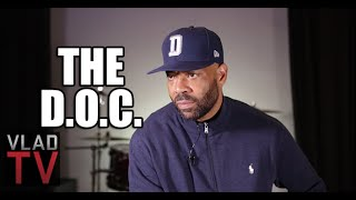 The D.O.C. Details Damaging His Voice in Car Accident