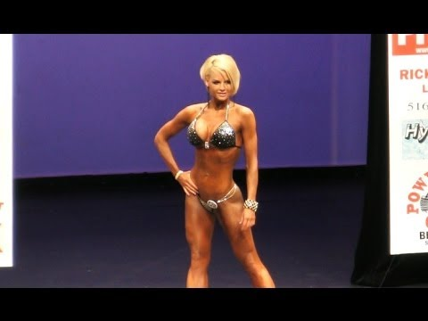 Anna Starodubtseva Анна Стародубтцева IFBB Pro Bikini New York Pro 2014