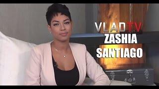 Zashia Santiago on Why She Didn't Go Nude in 'Ballers' Scene