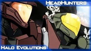 Halo Evolutions: Headhunters 1080p HD