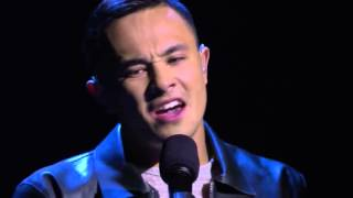 Cyrus takes on Wicked Game   Live Show 2 – The X Factor Australia 2015